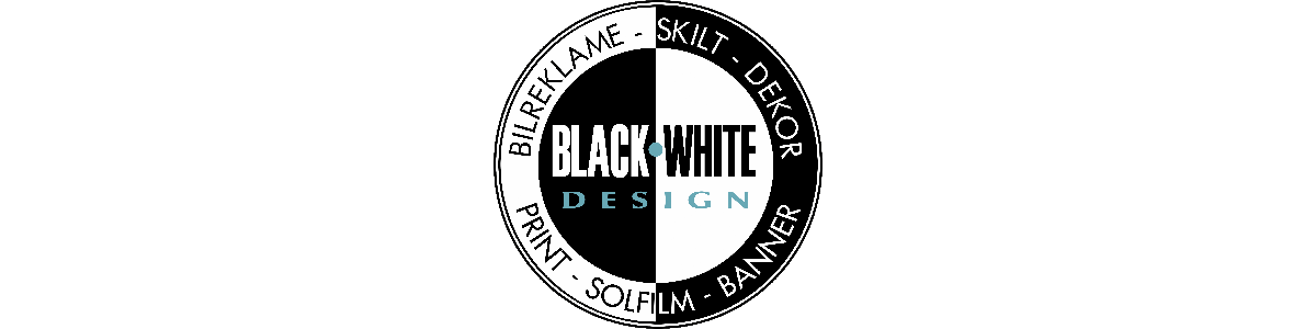 Black & White Design AS