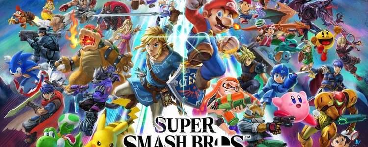 Super Smash Bros Ultimate (1v1)