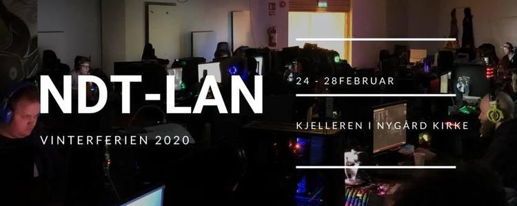 NDT-LAN Vinterferien 2020